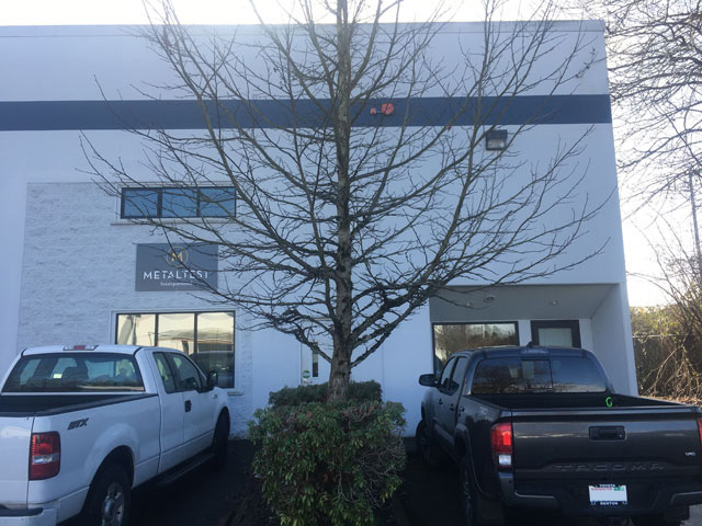 Metaltest, Inc. Kent, Washington